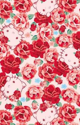 11 1 2017 Roses Sanrio Europe Fondos De Hello Kitty Arte De