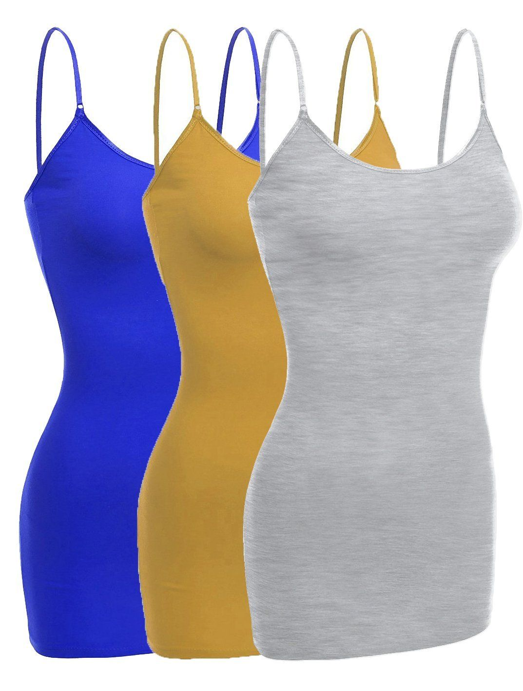 Pin by hillysee on Fashion Casual Curvy Cami tops, Cami