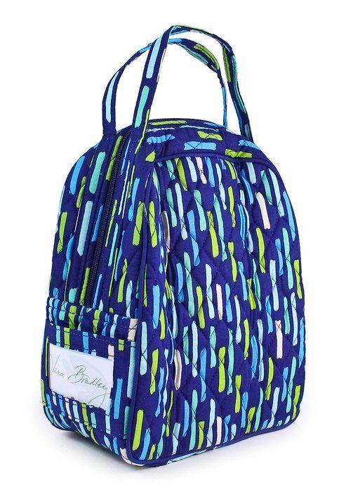 b11c952e02 Vera Bradley Women s Lunch Bunch Katalina Showers Lunch Bag