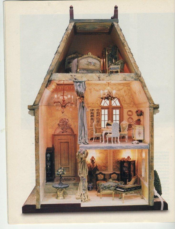 maritza moran miniatures | Maritza Moran | Favourite Playthings | Pinterest