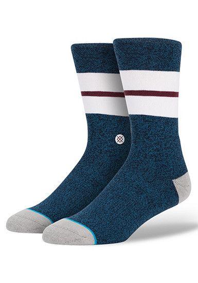 STANCE Sequoia - Socken für Herren - Blau - Planet Sports