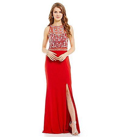 Long Red Prom Dress Dillard\'s – Dresses for Woman