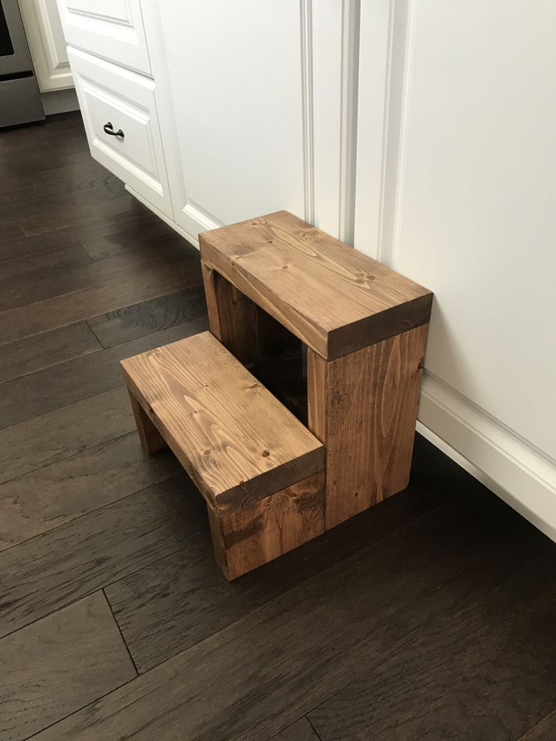 Bed Step Stool: Step Stool, Kids Step Stool, Toddler Step Stool, Kitchen