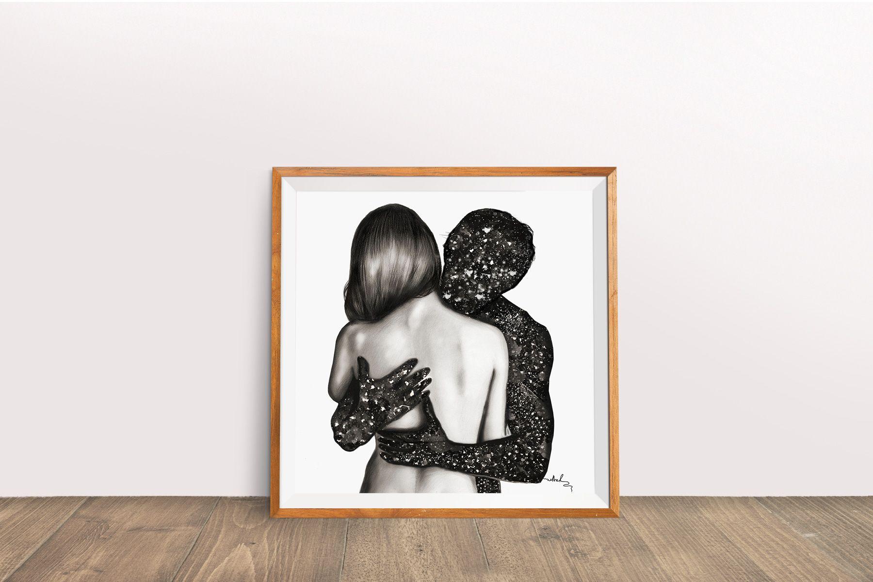 Die besten 25 love bilderrahmen ideen auf pinterest art - Selbstgemachte bilderrahmen ...