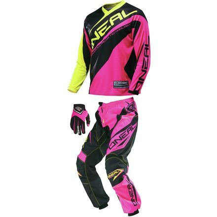 Dirt Bike O Neal 2016 Women S Element Combo Motosport With