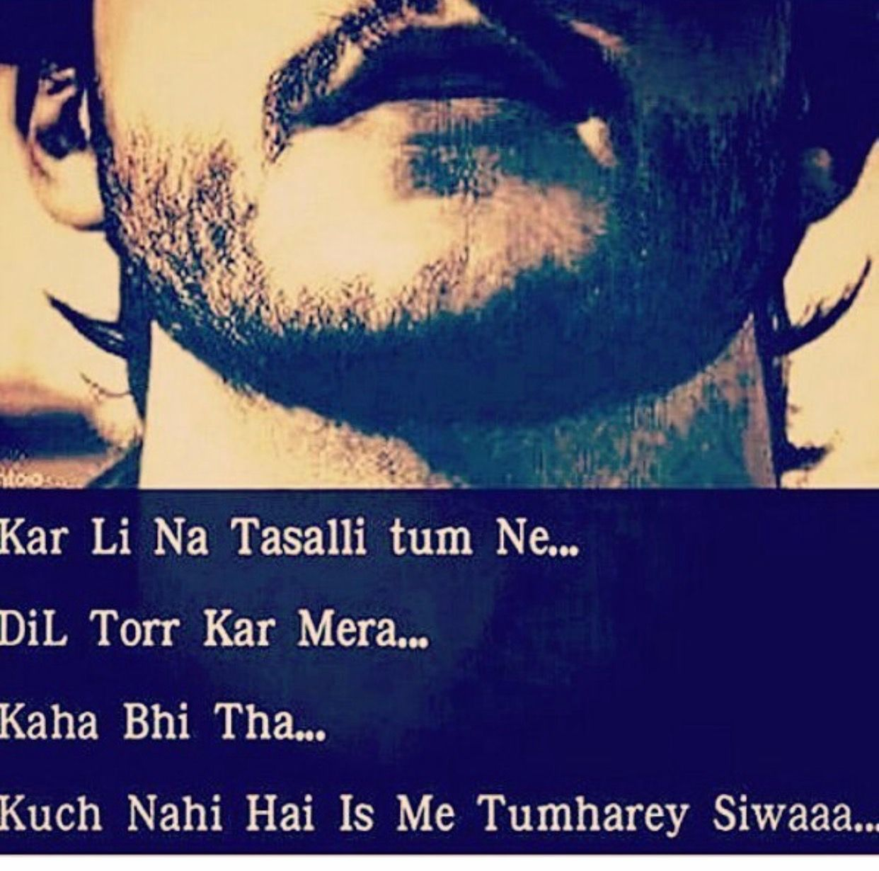 Sad Boy Alone Quotes: Pin By Laila Hussain On Shayri With Truth