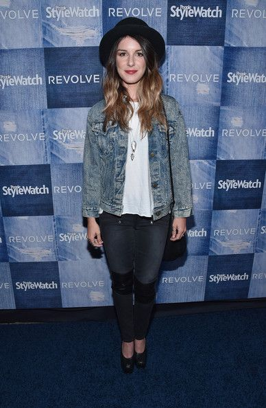 Shenae Grimes Photos: People StyleWatch Denim Event