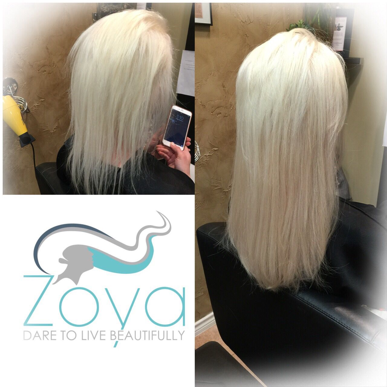 Zoya Hairextensions Greatlengths Fusion Hair Extensions Dallas