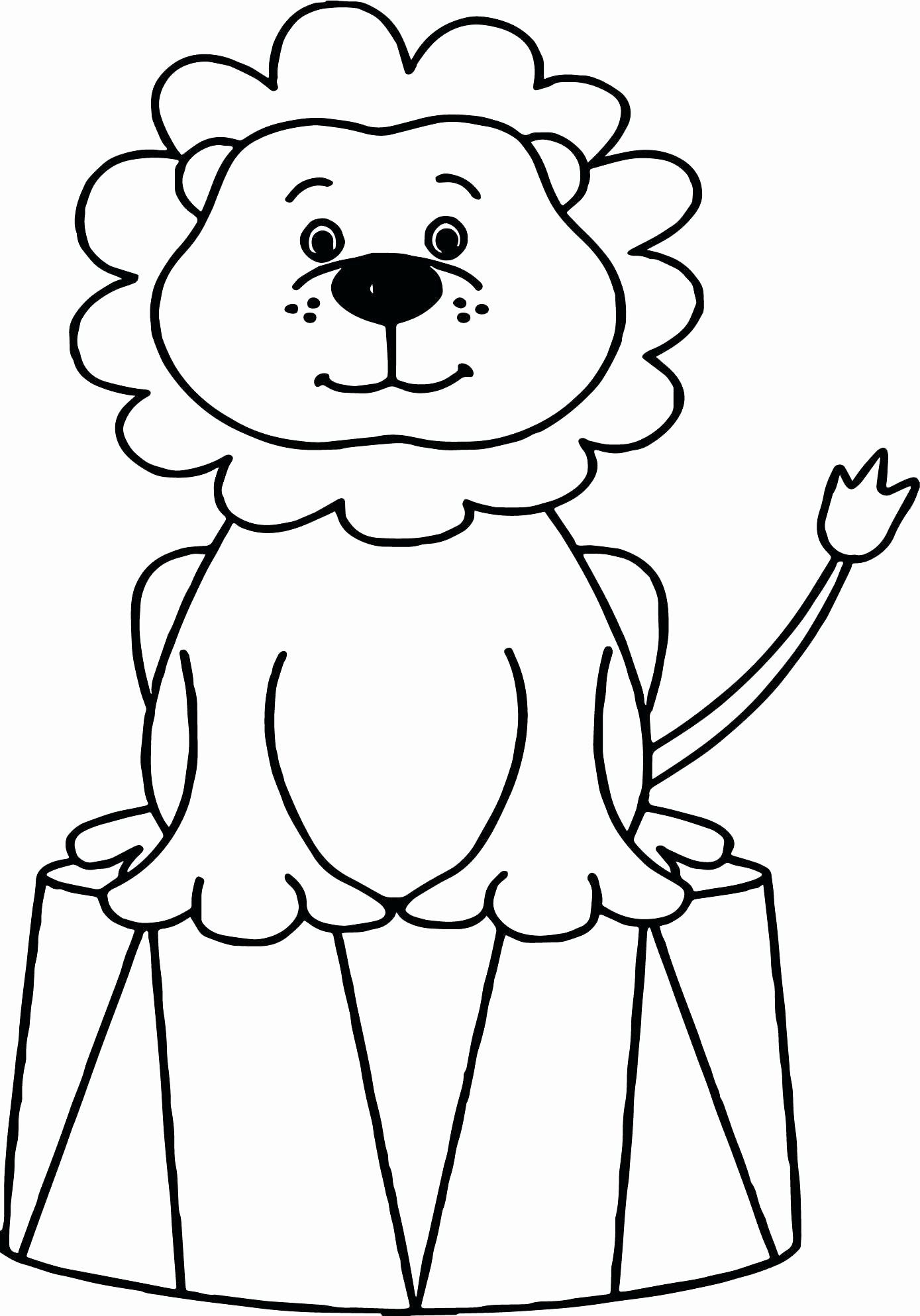 Animal Coloring Book Lion Lovely Circus Coloring Sheets Spineprint In 2020 Lion Coloring Pages Animal Coloring Books Animal Coloring Pages