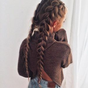 35 Super Cute And Easy Hairstyles For Long Haired Ladies - Part 13