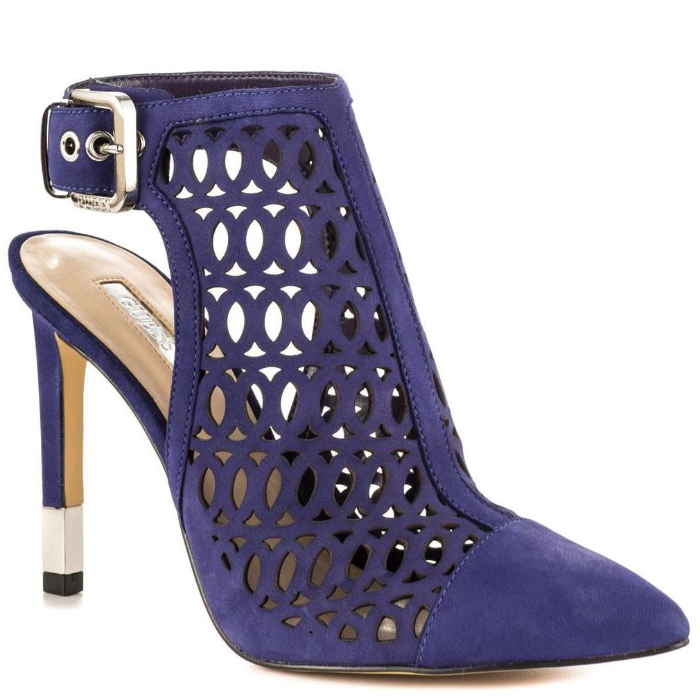 Dark Women Venilia Shoes Purple Nubuck Guess Zapatos Footwear 7EFnqRFx6