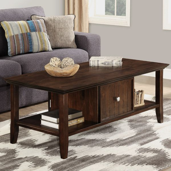 Mayna Coffee Table With Storage With Images Coffee Table Sofa End Tables
