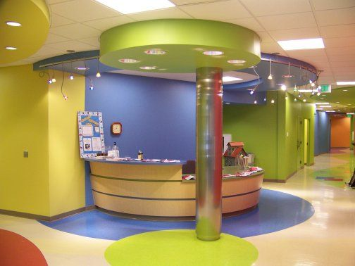 CTSM Architects - Current Projects: Brookwood Baptist Church, Renovation for Children - Mountain Brook, AL