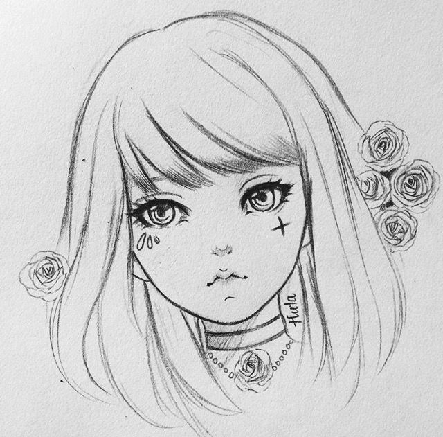 Pin By Joscie Gammon On Things I Love Anime Drawings Sketches Art Sketches Anime Sketch