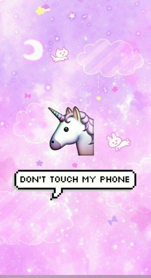 Wallpaper And Unicorn Image Unicorn Wallpaper Cute Funny Phone Wallpaper Cute Emoji Wallpaper Unicorn wallpaper emoji iphone