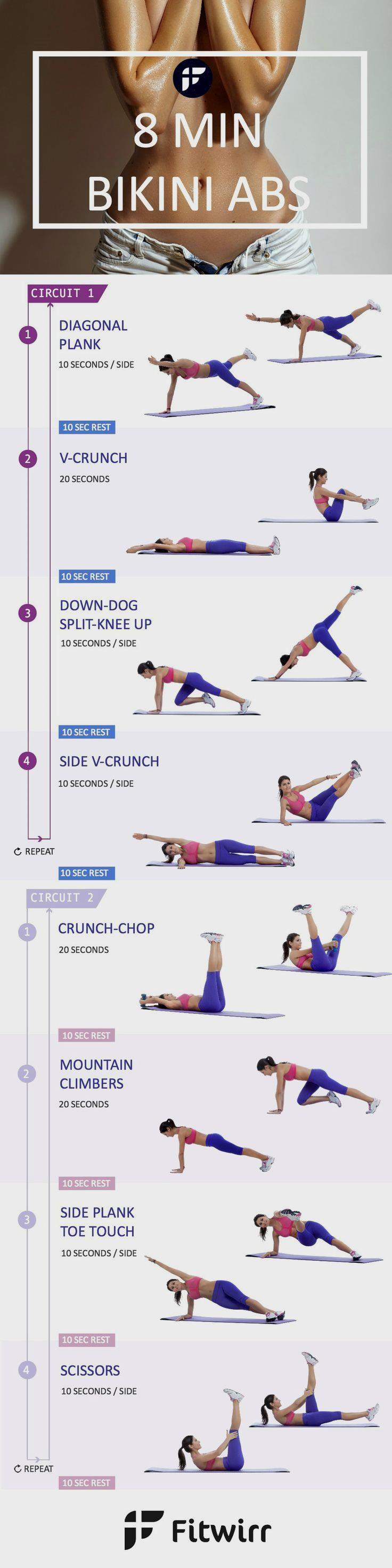 Yoga to reduce muffin top fat