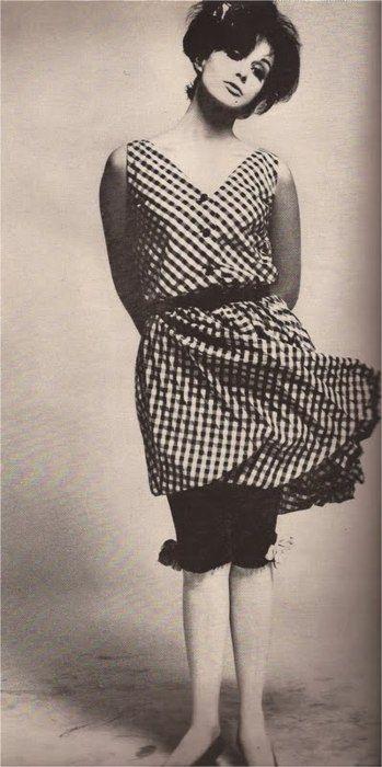 Bob Dylan's ex-wife, Sara Lowndes.