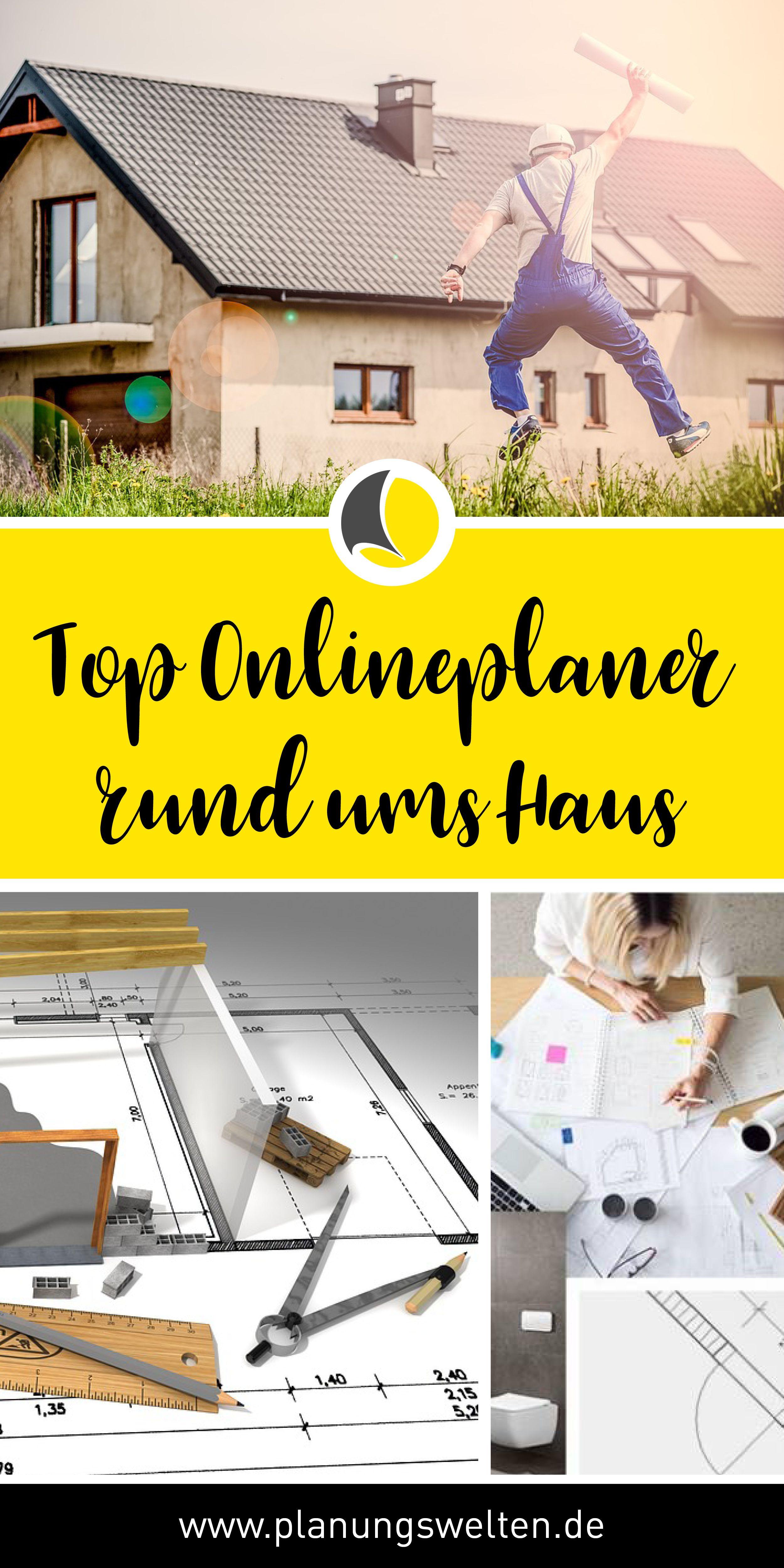 Top 5 Onlineplaner rund ums Haus   Online-Planer   Haus planer ...