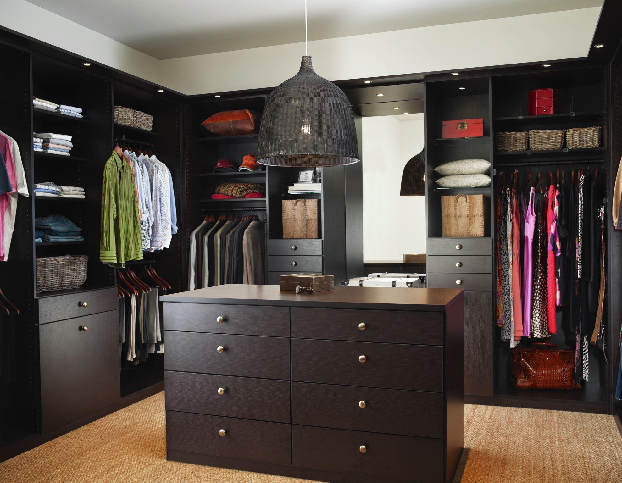 Elegant Walk In Closet   Custom Closets   Pinterest   Dream Closets, Search And  Dreams