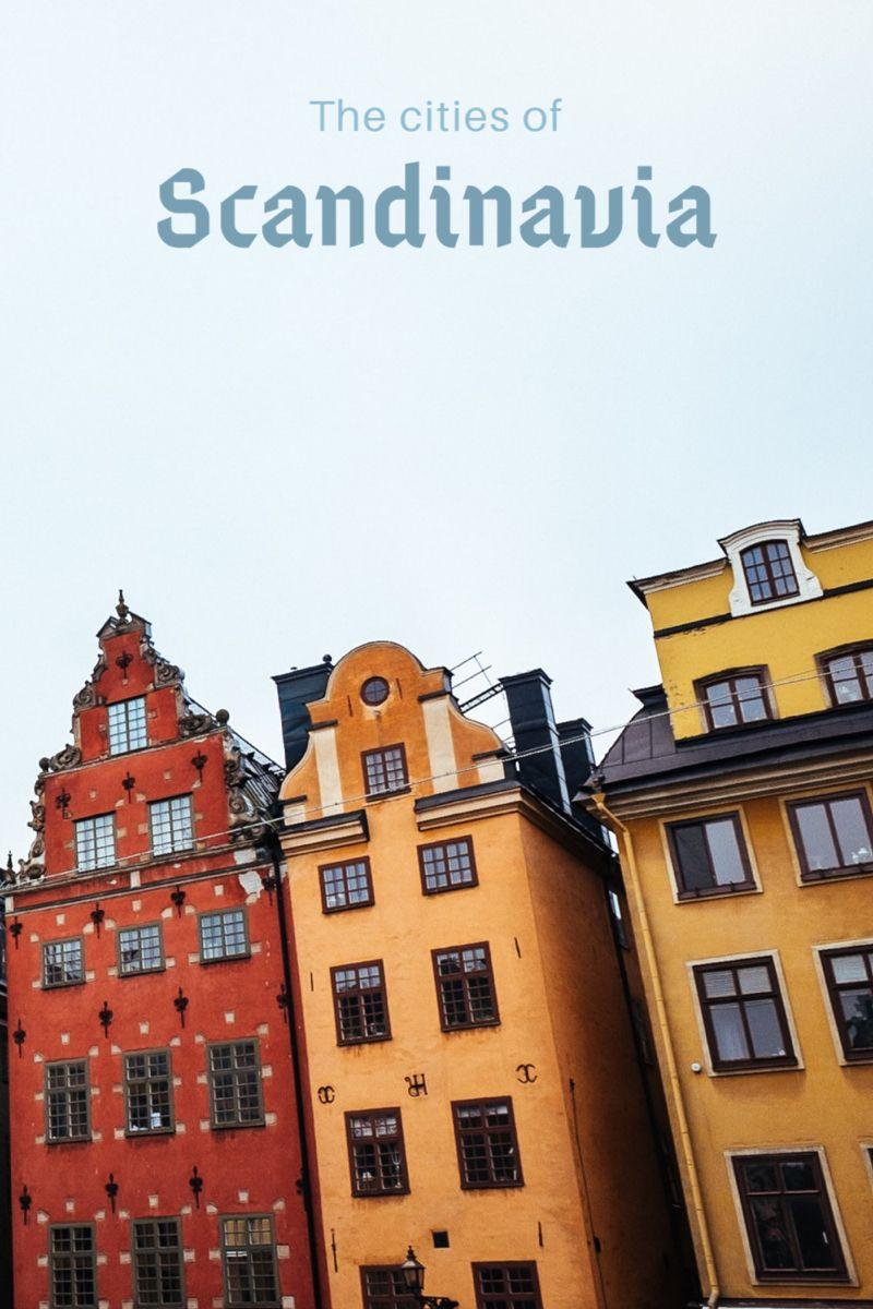 The Biggest Cities In Scandinavia In 2020 Scandinavia City European Travel