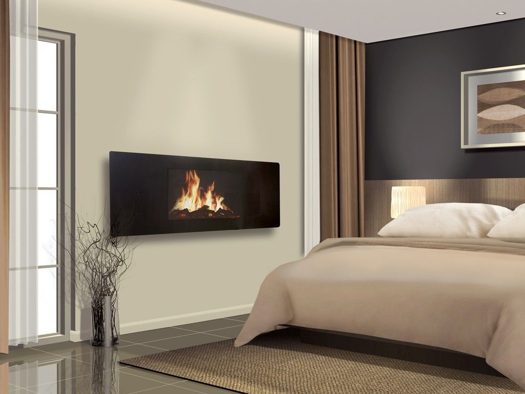 celsi puraflame panoramic hang on the wall electric fire