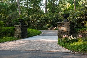 Peter Zimmerman Architects New House Haverford Pa With Images Driveway Entrance Landscaping Driveway Landscaping Driveway Entrance