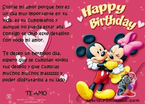 Happy Birthday Images Hombres ~ Feliz cumpleanos mi amor hombre google search birthday pinterest birthdays