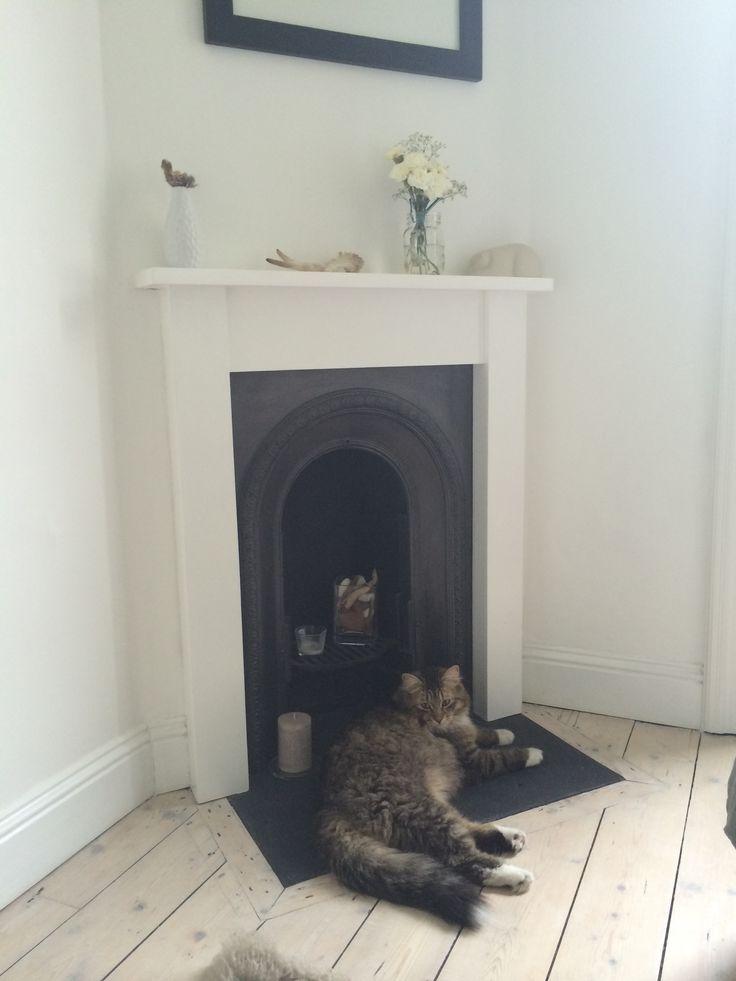 Afbeeldingsresultaat Voor Small Corner Fireplace Ideas Corner