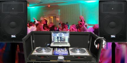 DJ West Palm Beach Gardens DJs Jupiter FL Wedding Sweet 16 Disc Jockey Uplighting Boynton Beach Wellington Deejays