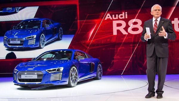 Get Ready for the #ElectricAudi Crossover, #Afterhour