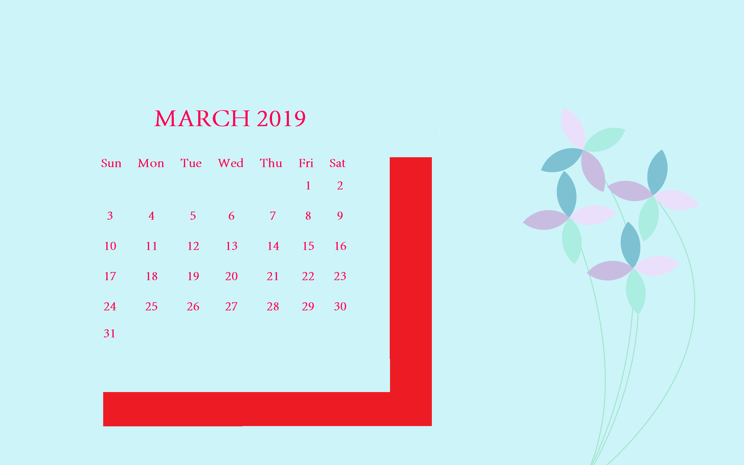 March 2019 Desktop Calendar Wallpaper Calendar Wallpaper Free Printable Calendar Templates Desktop Calendar