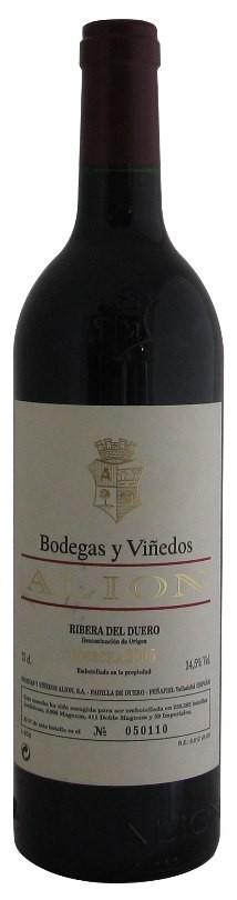 Alion Bodegas Y Vinedos Vega Sicilia Ribera Del Duero Wine From Spain Red Wine Wines