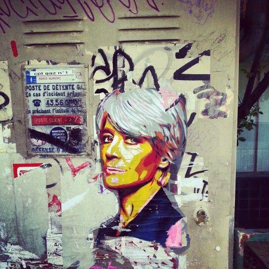 Passage Beslay 75011 Paris ( photo by Titebulledejoie in Instagram )