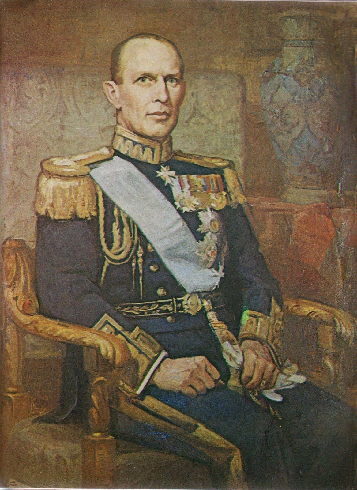 Jorge II de Grecia   Greek royalty, Greece, Art