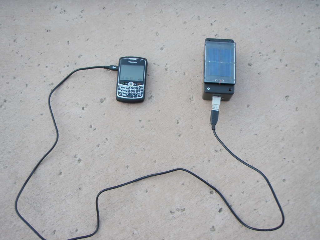How to Make a Solar USB Charger! (simple!)   Solar and Survival