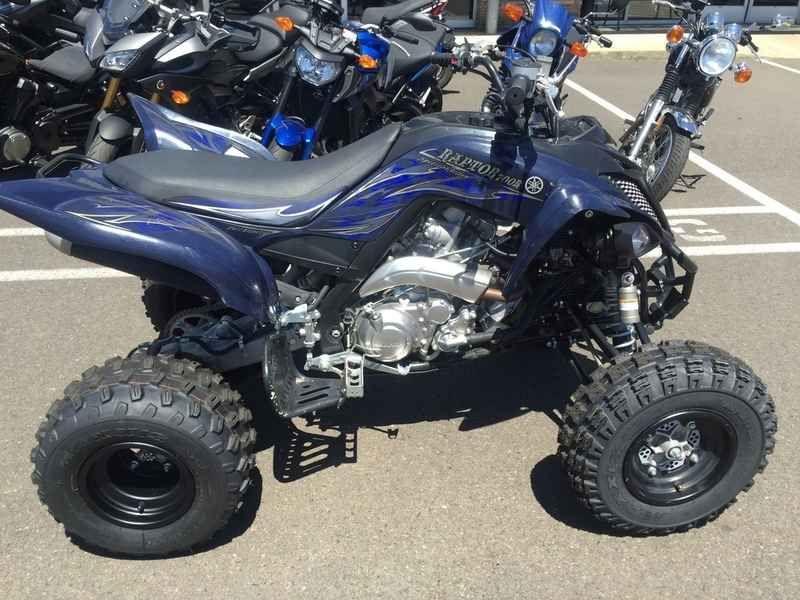 Used 2014 Yamaha Raptor 700 R SE ATVs For Sale in Oregon. 2014 ...