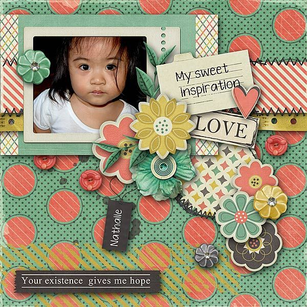 Layout using {Hope} Digital Scrapbook Kit by Blagovesta Gosheva available at Sweet Shoppe Designs http://www.sweetshoppedesigns.com/sweetshoppe/product.php?productid=32423&cat=781&page=5 #blagovestagosheva #digiscrap #digitalscrapbooking