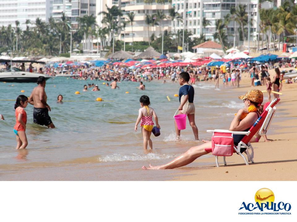 #informaciondeacapulco INFORMACIÓN DE ACAPULCO. El turismo que visita el hermoso Puerto de Acapulco es muy variado y lo visitan desde turistas nacionales hasta extranjeros. Acapulco siempre tiene muchas atracciones que ofrecerle a sus visitantes, desde rica gastronomía hasta divertidos lugares para disfrutar por las noches. Te invitamos a visitar Acapulco y descubrir las maravillas que tiene para ti. www.fidetur.guerrero.gob.mx