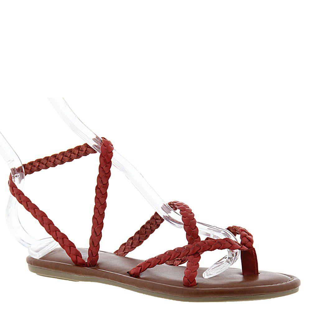 0931ca08a32 MIA Women s Braid Flat Sandal