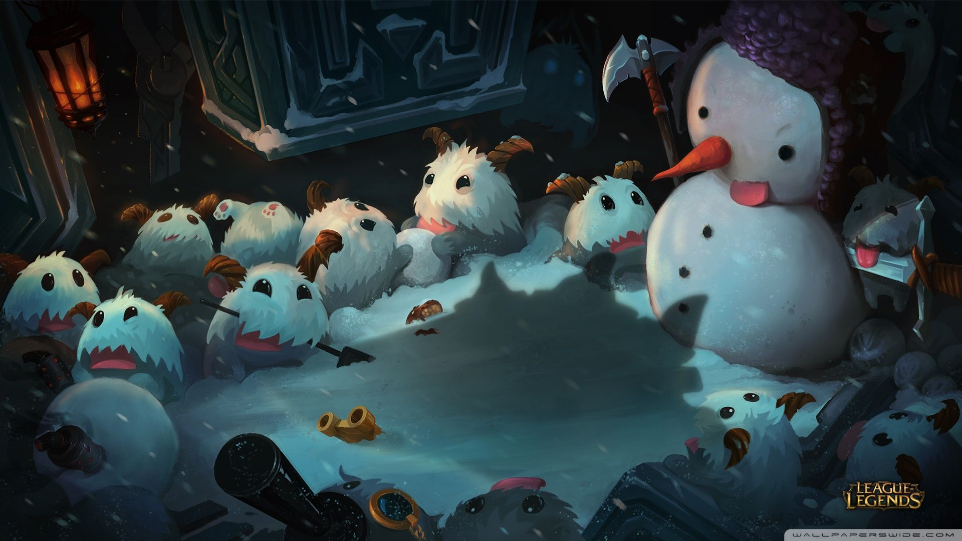 Pin By Tim Moore On Christmas Wallpaper League Of Legends