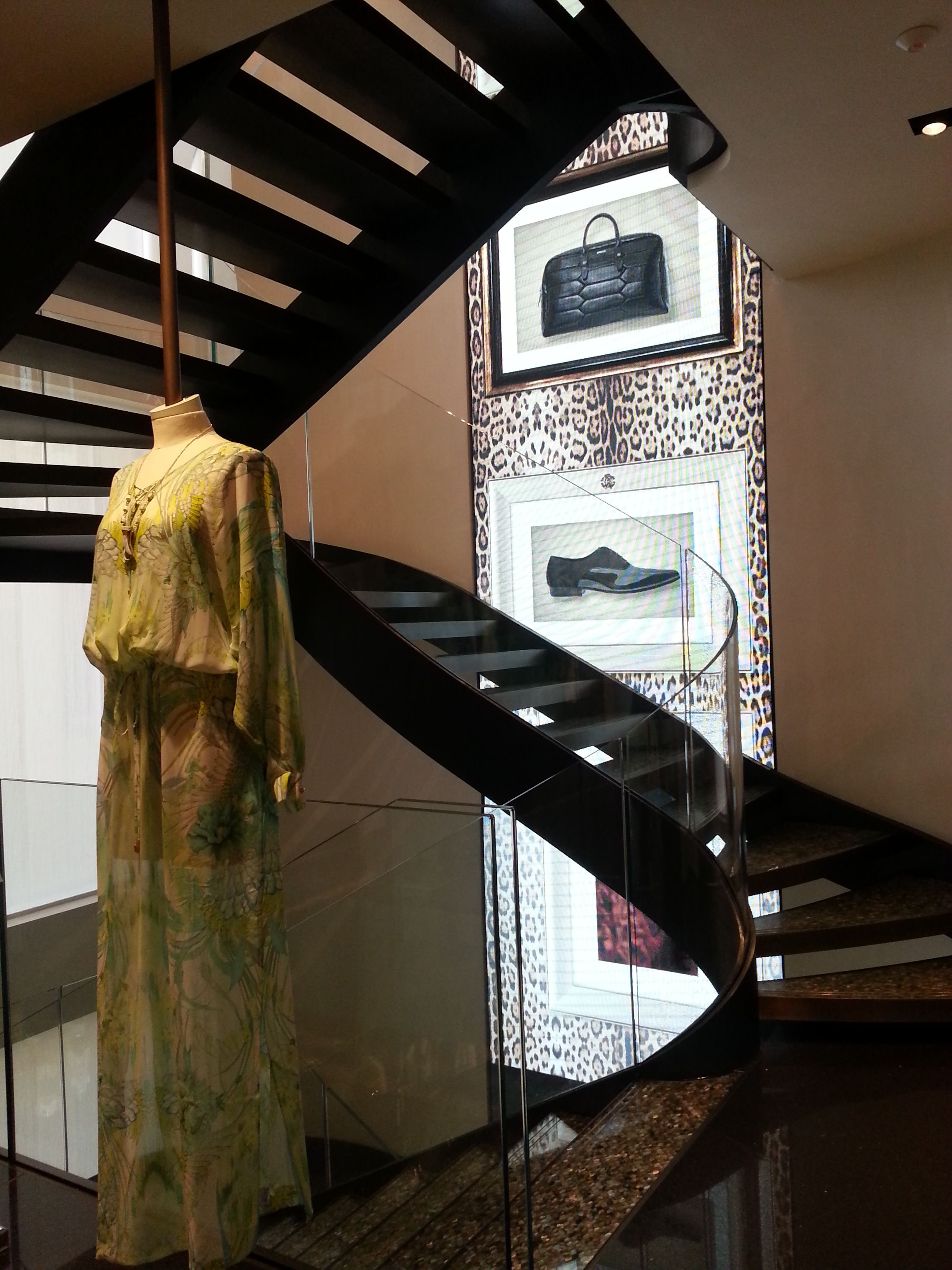 Stairs and retail | interior | design