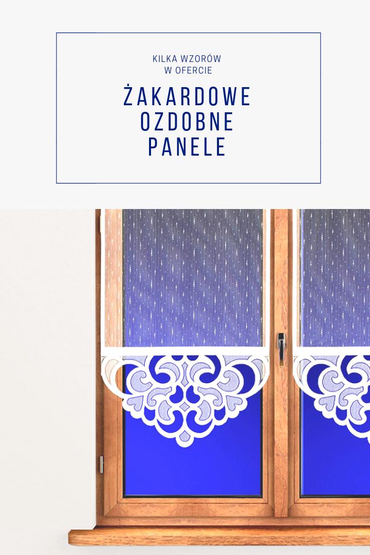 Najnowszy Trend W Dekoracji Okienien Gotowe Panele