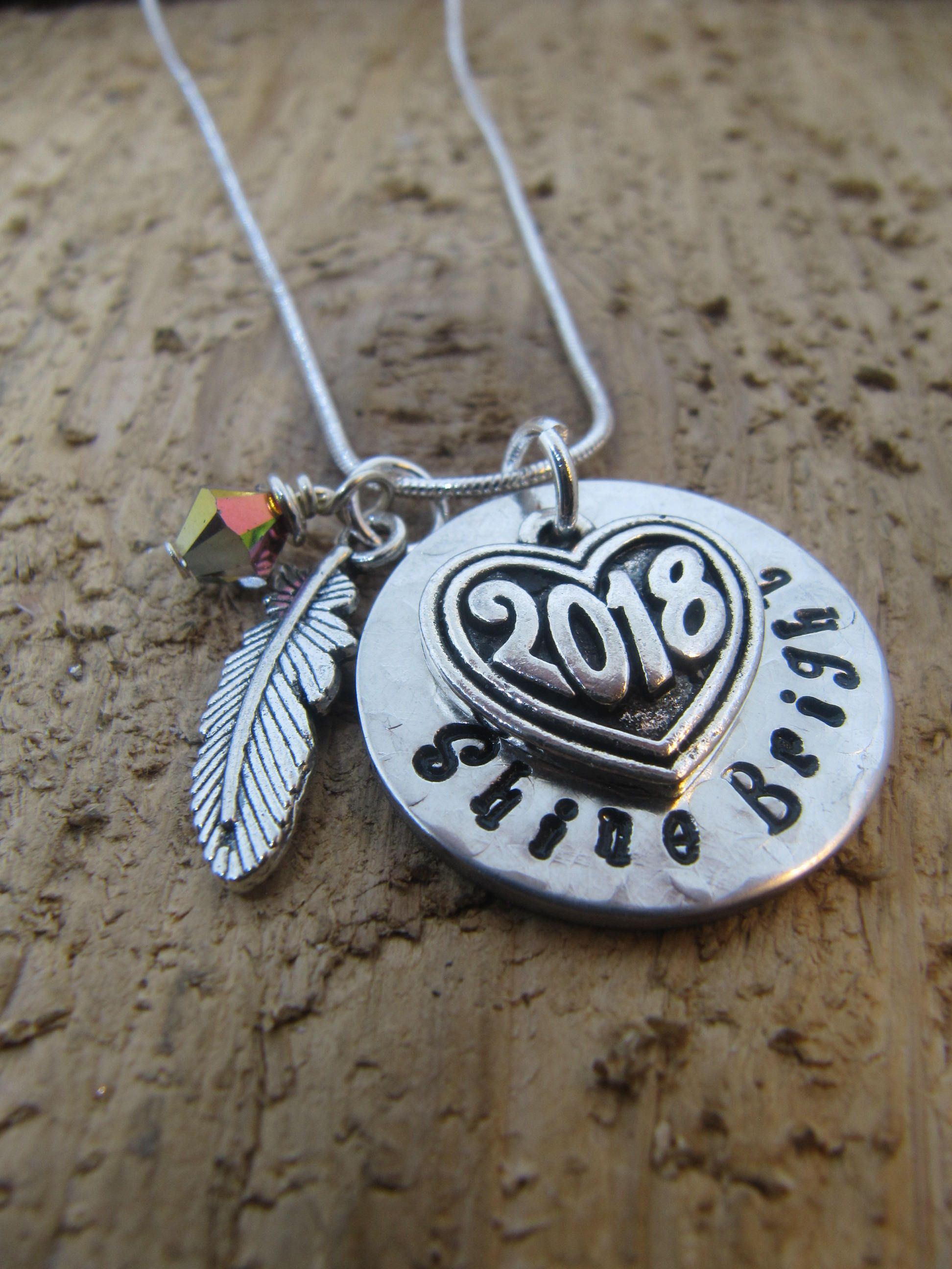 jude handstamped stamped necklace pin hand gift hey beatles