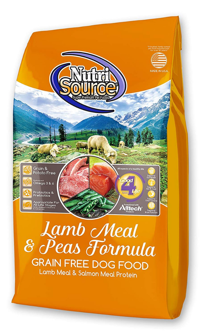 Tuffys Pet Food Nutrisource Grain Free Dog Fooddog Food