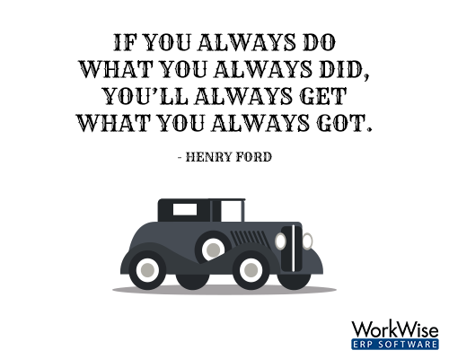 Lean Manufacturing Quote Henry Ford Lean Six Sigma