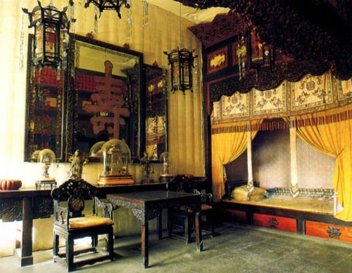 The next emperor ancient chinese bedroom also home rh in pinterest