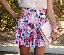 Hot, Summer, fashion, girl, my style. <3