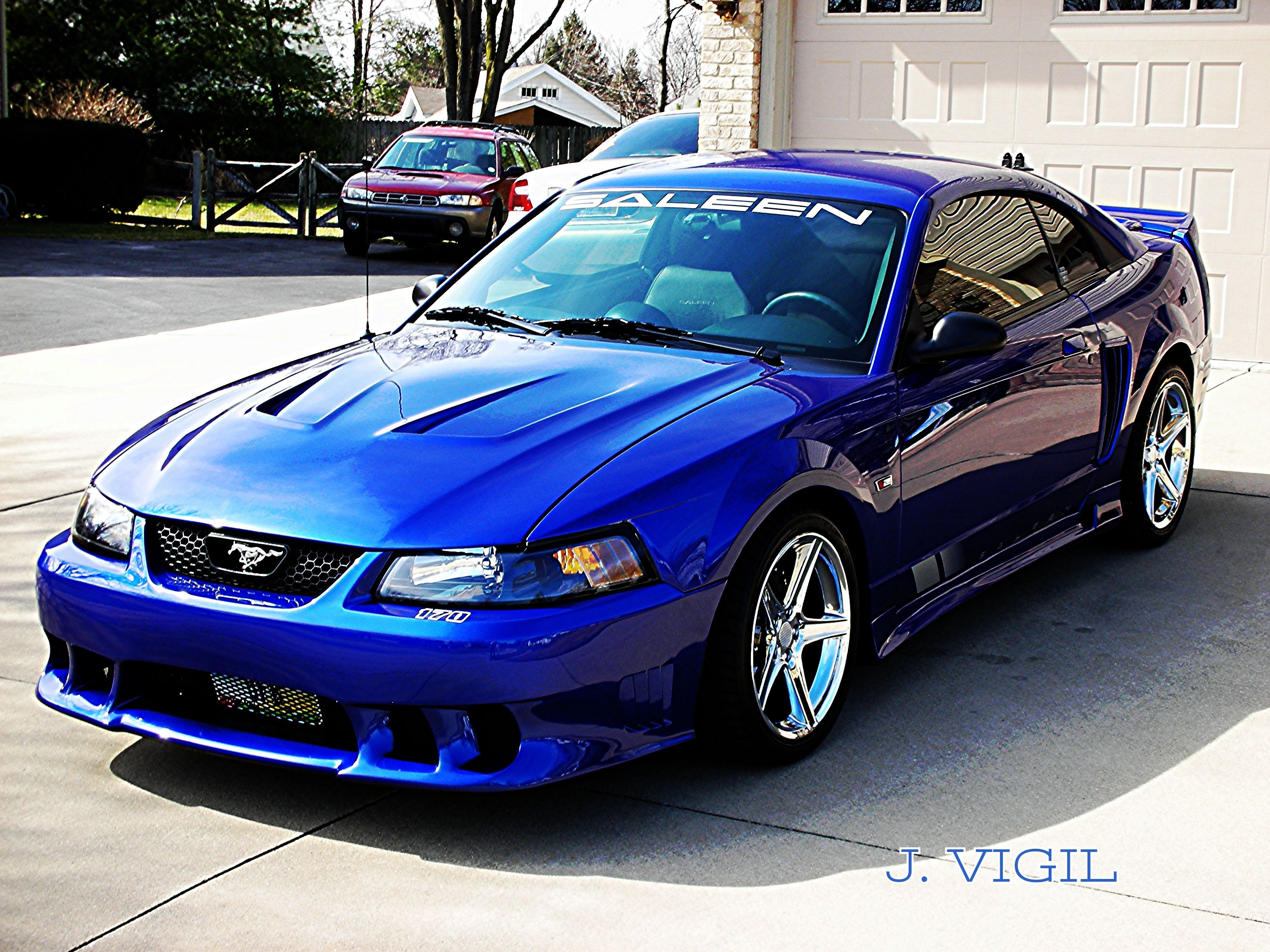 2003 Saleen S281sc 170 Saleen Mustang 2000 Ford Mustang 2004 Ford Mustang