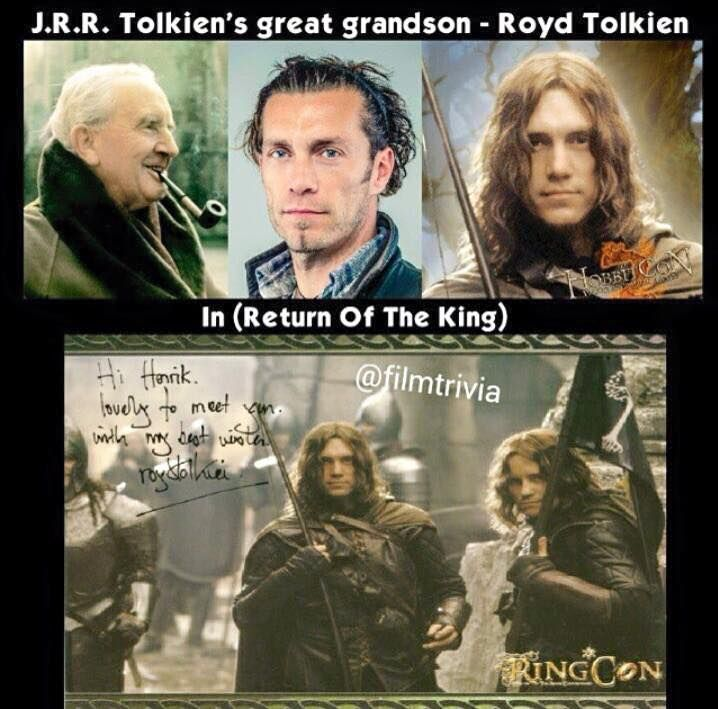 royd tolkien interview