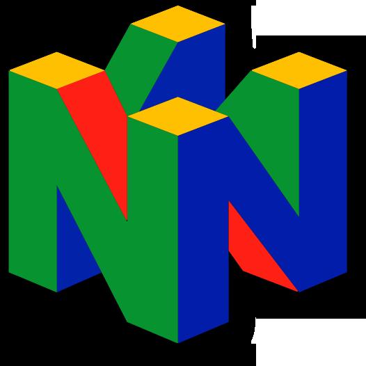Get N Or Get Out N64 Logo Nintendo Nintendo 64 N64 N64 Games